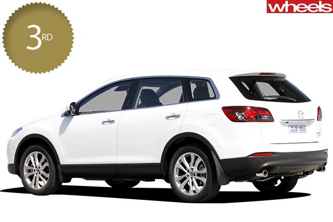 Mazda -CX-9-Classic
