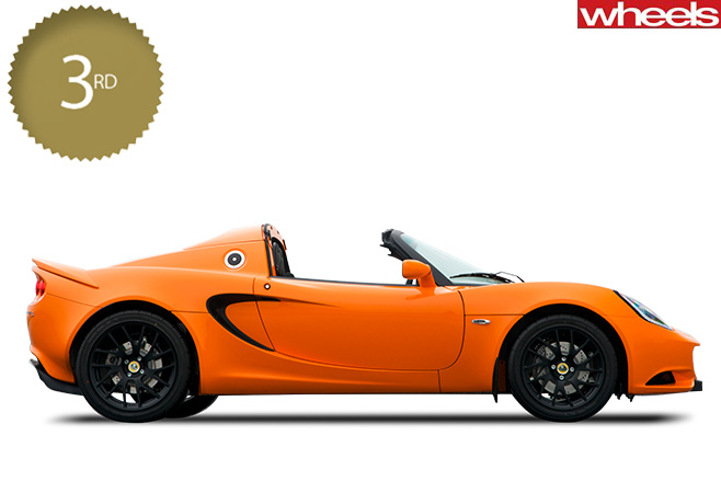 Lotus -Elise -S-Roadster