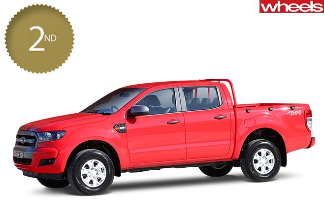 Ford -Ranger -XLS