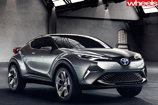 Toyota -CH-R-Concept -front