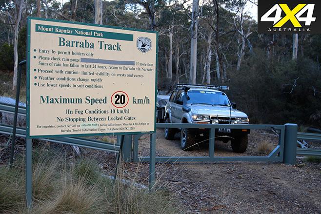 Barraba track nsw 1