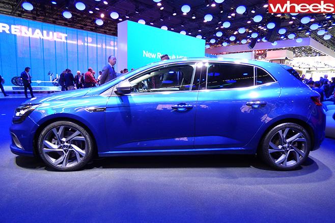 Renault -Megane -side