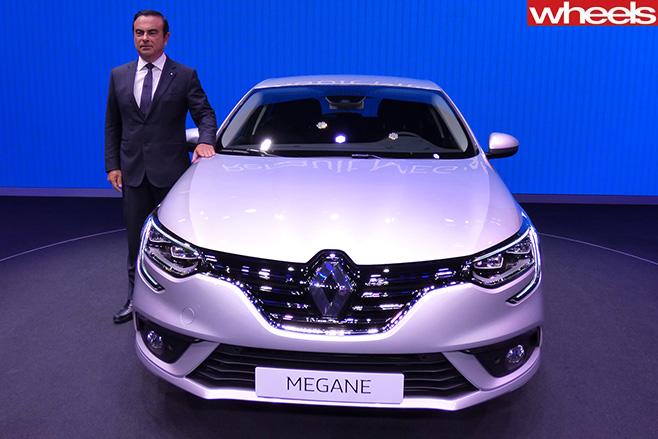 Renault -Megane -front