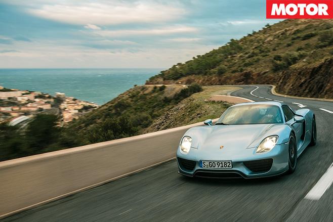 Porsche 918 spyder 19