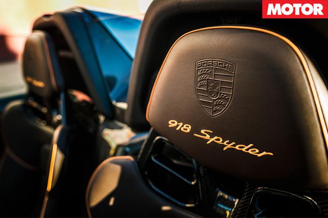 Porsche 918 spyder 20