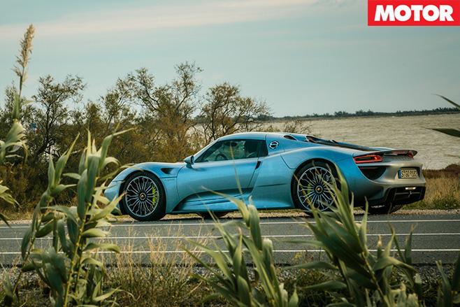 Porsche 918 spyder 14