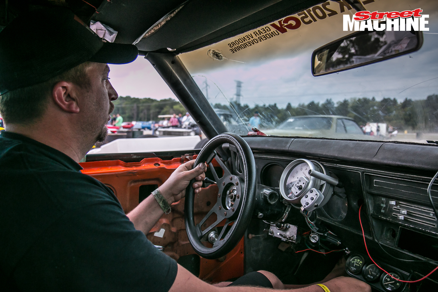 Hot Rod Drag Week 2015