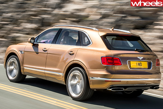 Bentley -bentayga