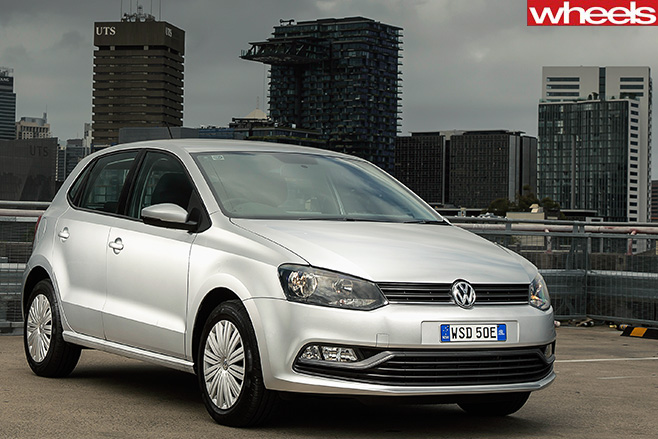 Vw -polo -front