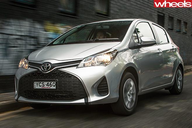 Toyota -yaris -frontjpg