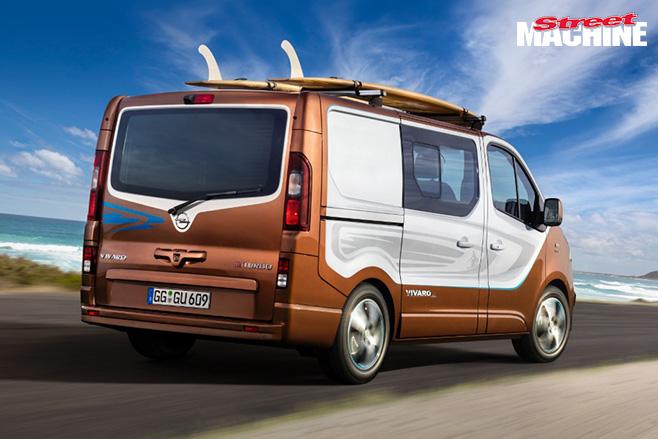 Vivaro Surf concept 1