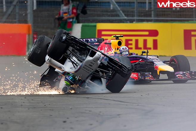 F1-Crash