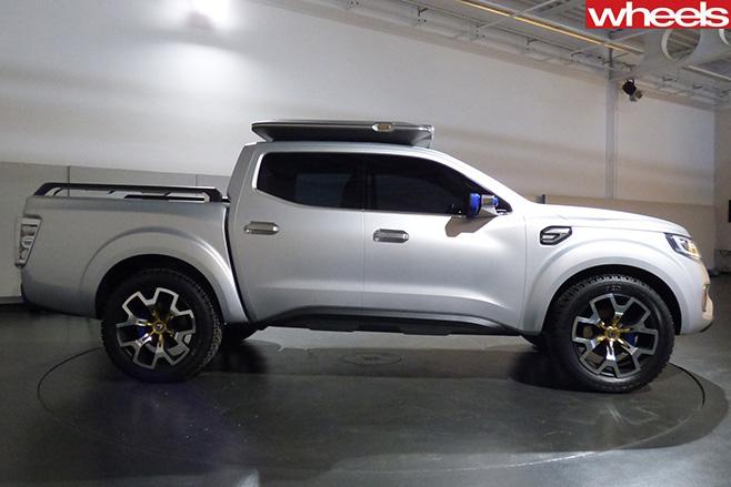 Renault alaskan australia