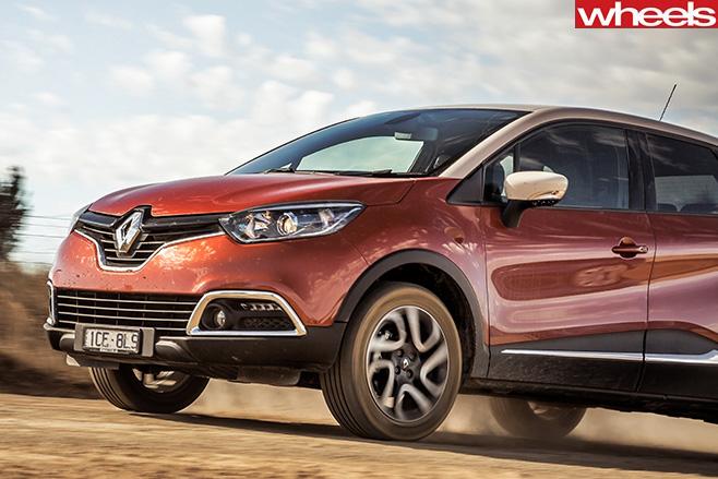Renault -Captur -front