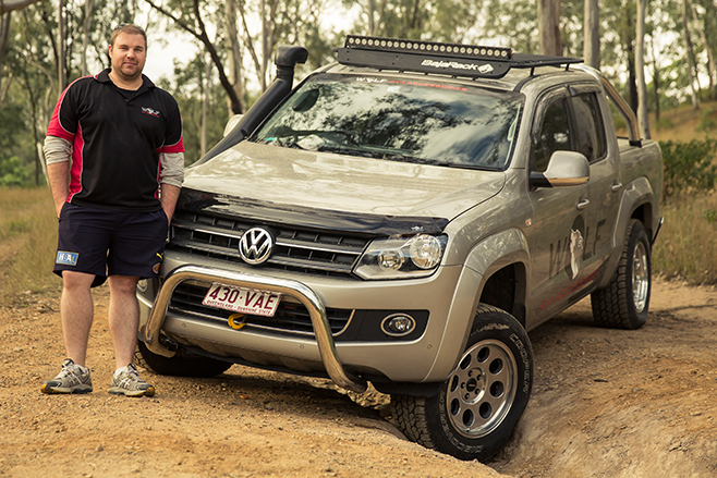 Wolf Packed: top Amarok mods in Aus