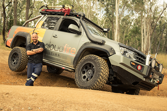 Wolf Packed Top Amarok Mods In Aus