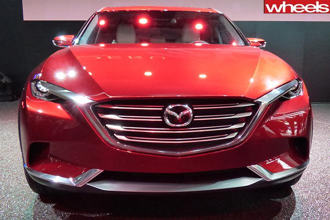 Mazda -koeru -may -be -mazda -cx -4-front