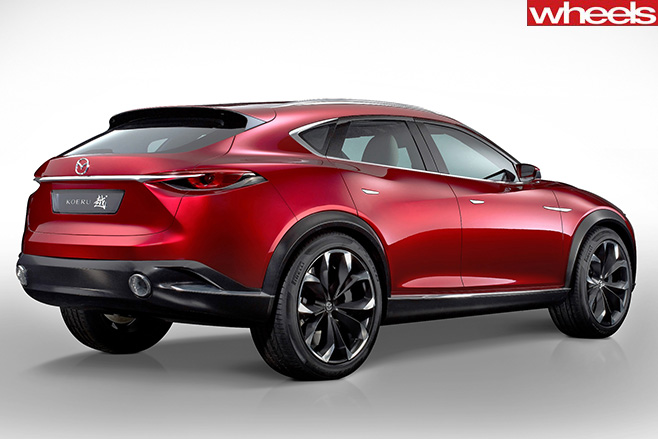 Mazda -CX-4-Concept