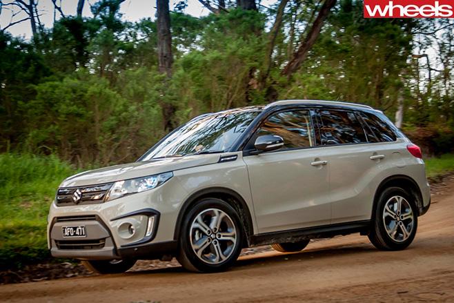 Suzuki -Vitara -front -side