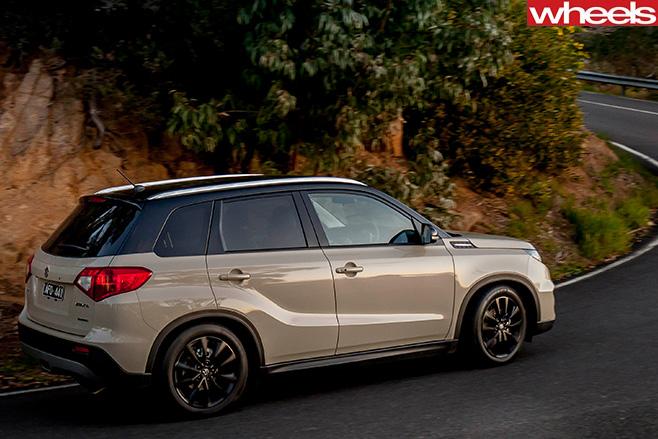Suzuki -Vitara -rear-