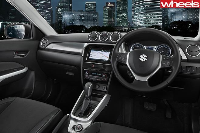 Suzuki -Vitara -interior-