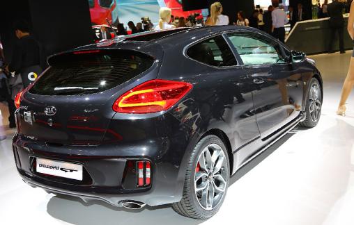 Kia -Proceed -Frankfurt -Motor -Show -rear