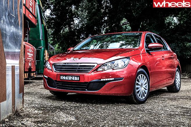 Peugeot -308-Access -front
