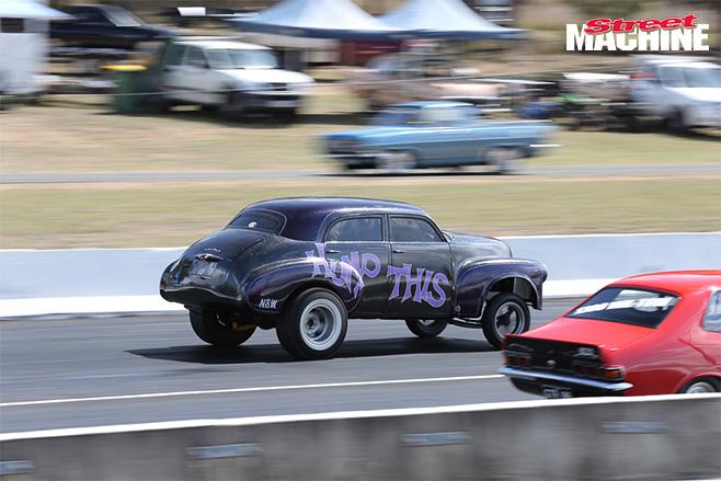FJ-Holden -Gasser