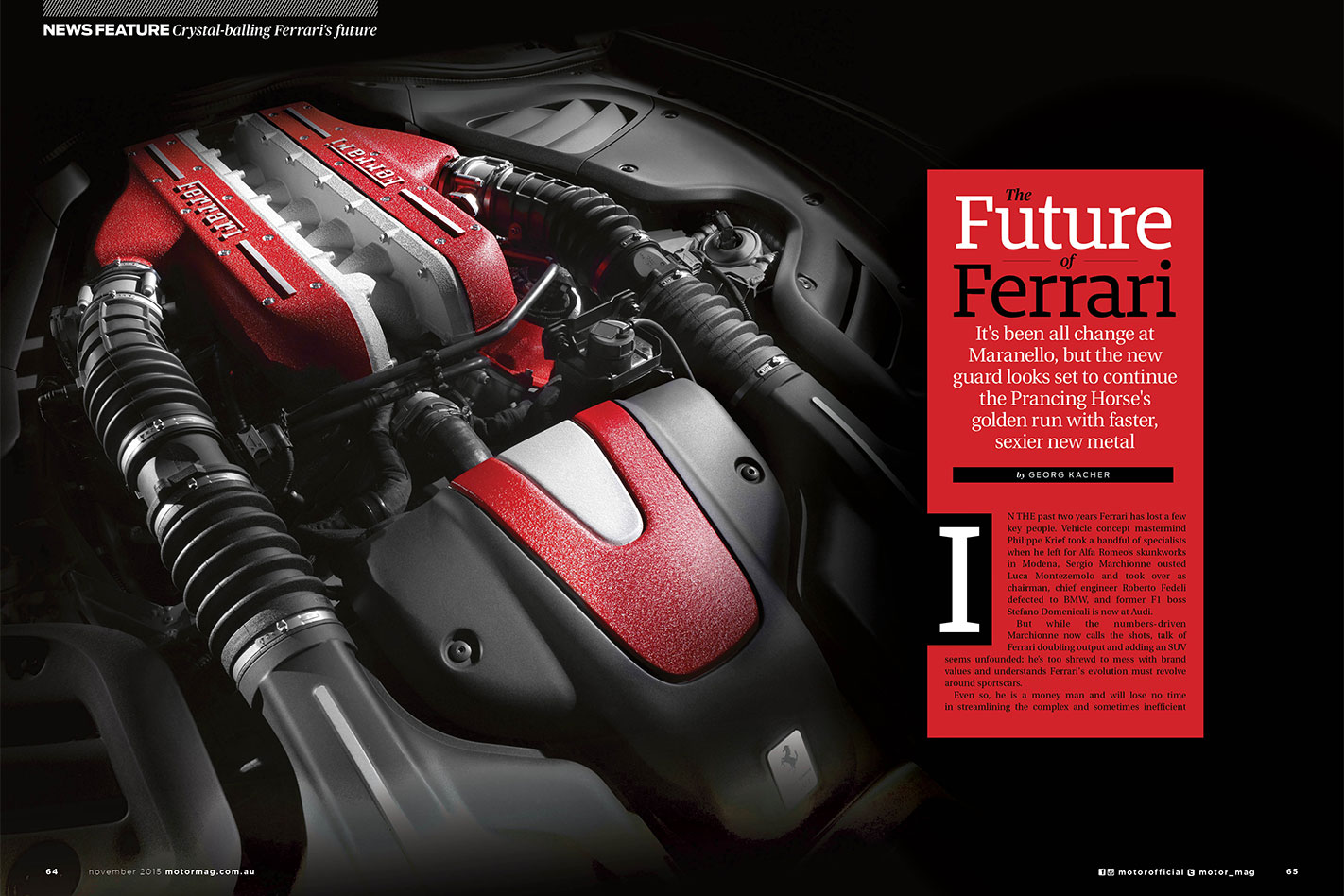 Ferrari -future