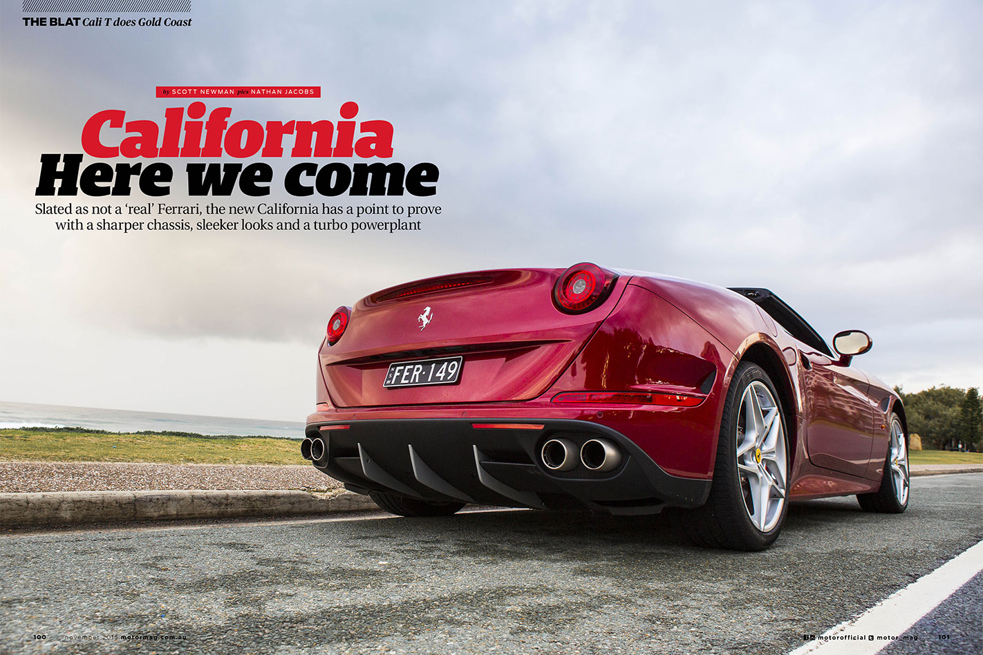 Ferrari -California -T