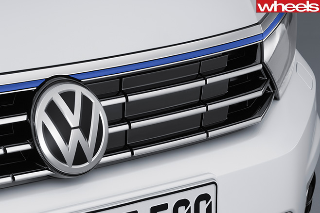 VW-grille