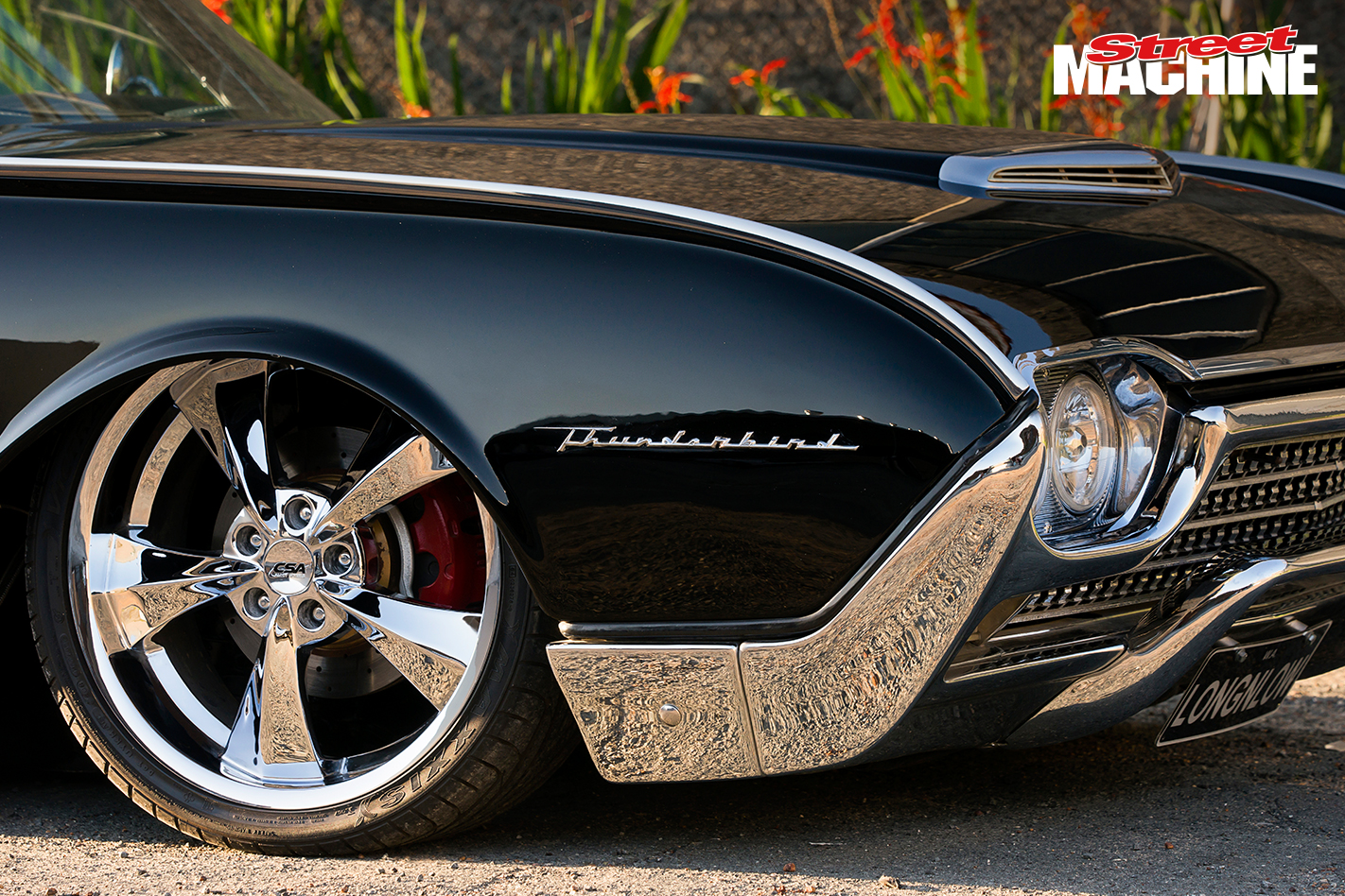 Ford Thunderbird 2 Nw