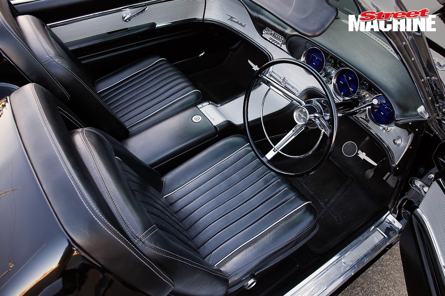 Ford Thunderbird 7 Nw