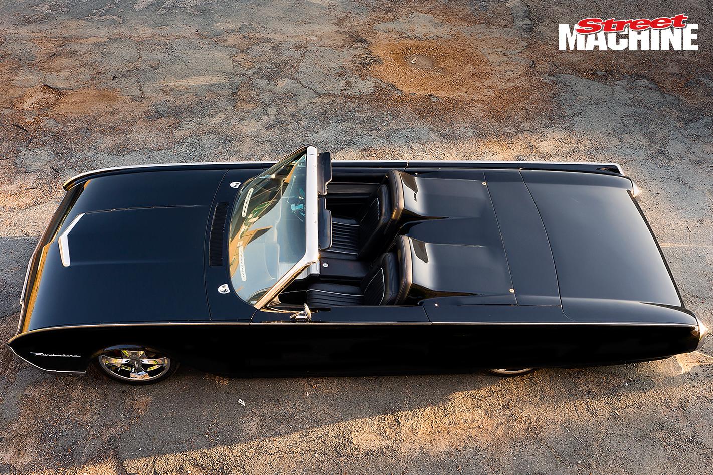 Ford Thunderbird 14 Nw