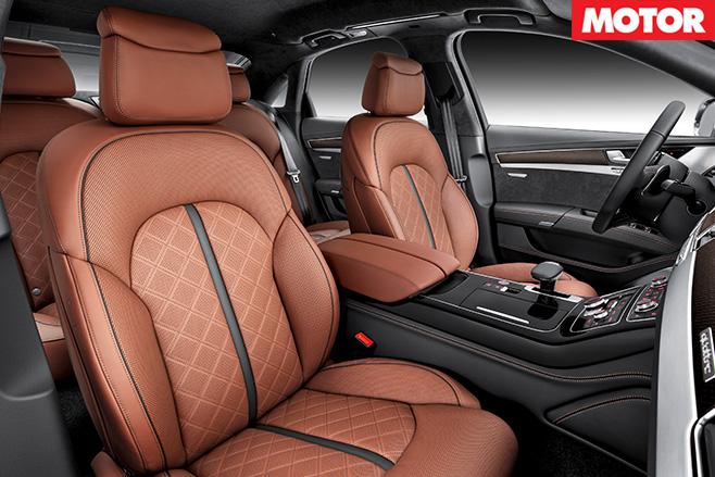 Audi s8 cars
