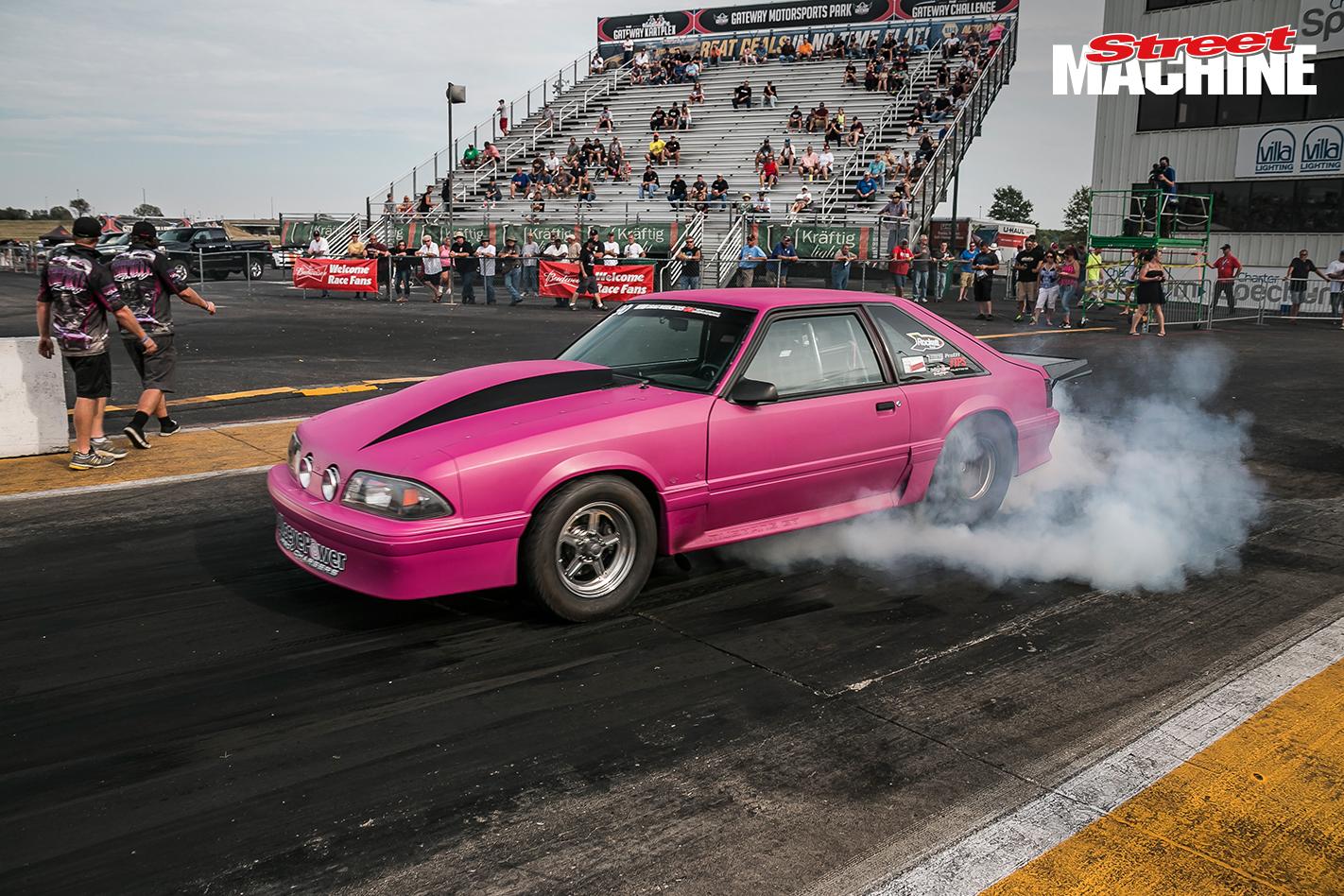 Mustang 6858