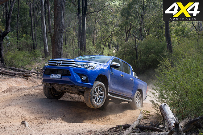 2016 Toyota Hilux dual cab review