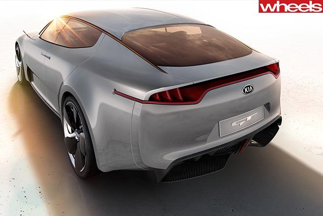 Kia -GT-Concept -rear