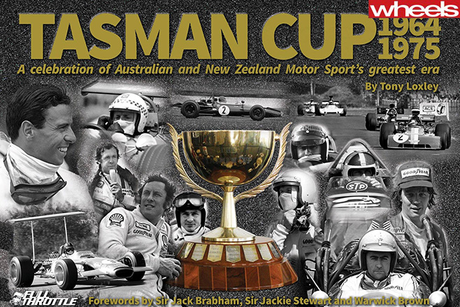 Tasman -Cup -Race -Start -Photo -circa -1964-1975