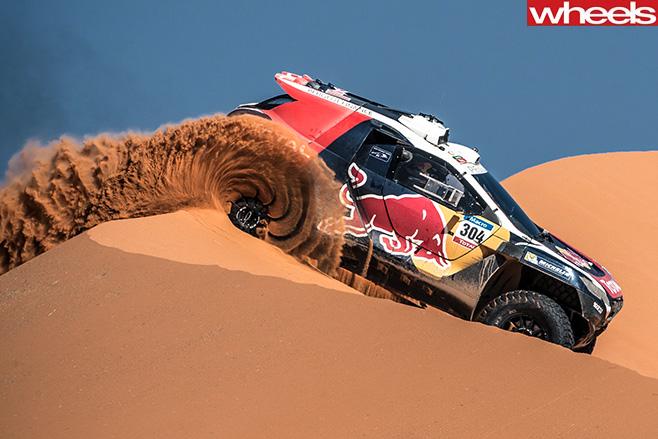 Sebastien -Loeb -Dakar
