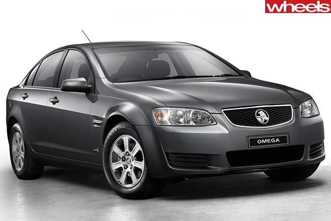 -Holden -VE-Commodore -Omega