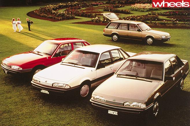 Holden -VL-Commodore