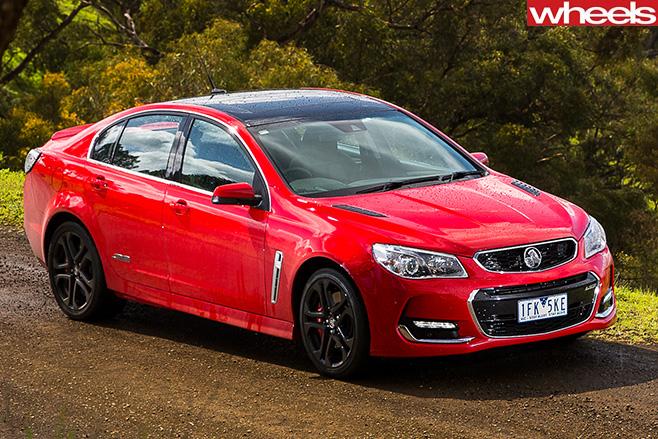 New -Holden -VF-Commodore