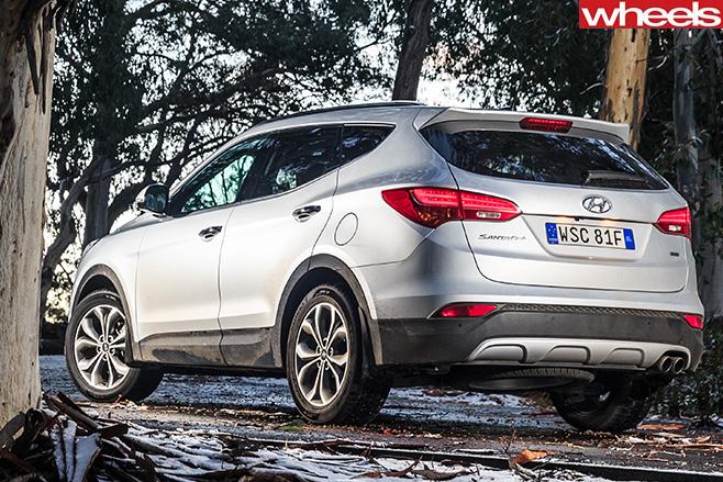 Hyundai -Santa -Fe -rear