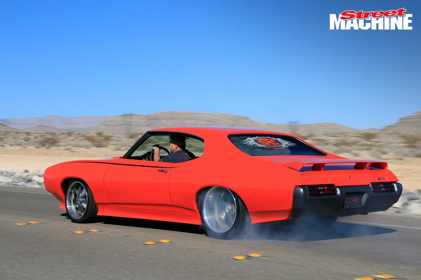 Pontiac GTO 5 Nw