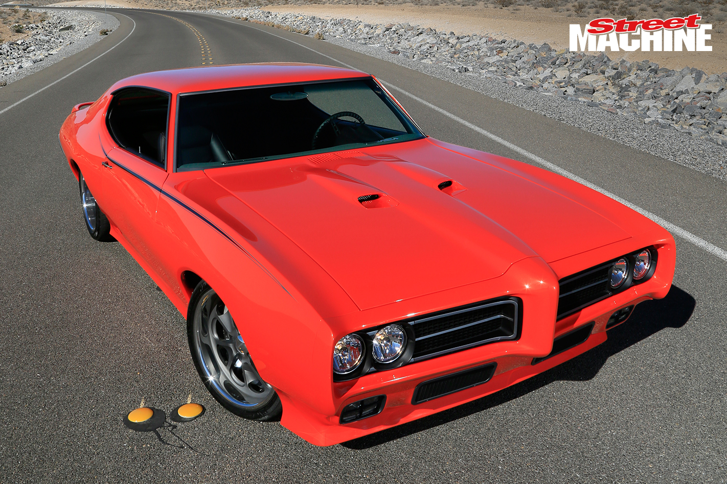 Pontiac GTO 17 Nw