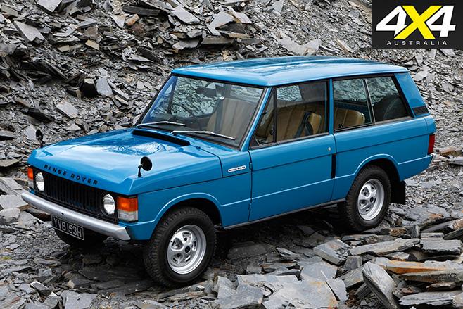 Range -rover -1970-1