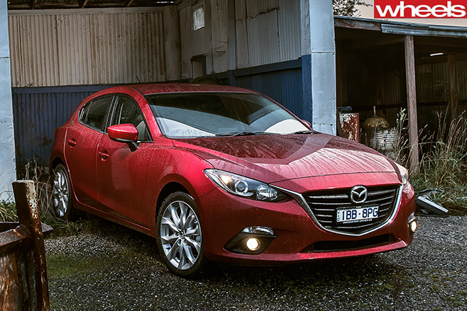 Mazda -3-frontjpg
