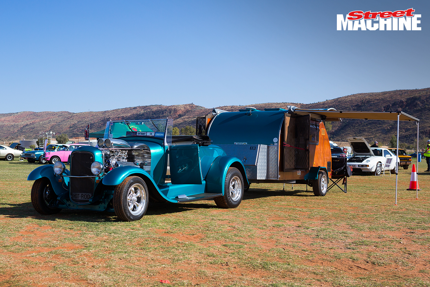 Hot Rod Trailer Nw