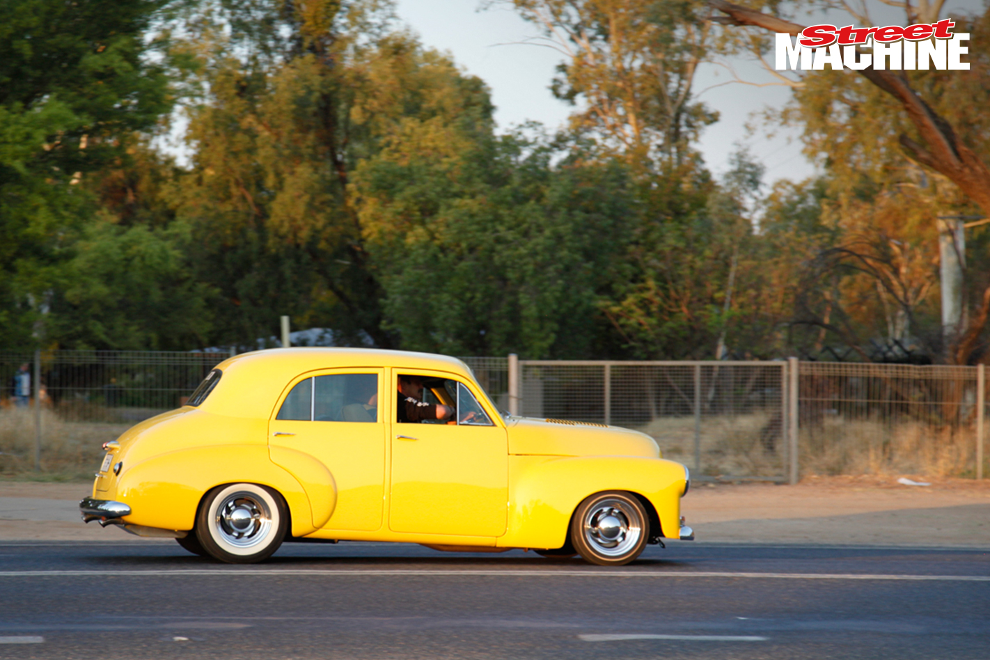 FX Holden Yellow Nw